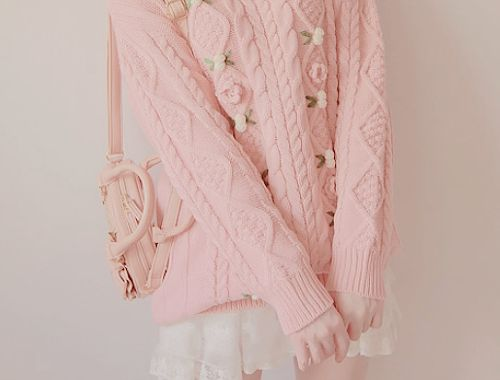 Imagem de pink, cute, and fashion