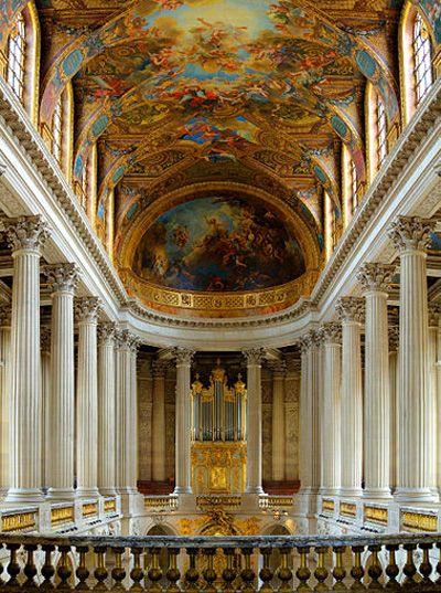 Greater Paris, Versailles Grand Parc district, Palace of Versailles, Versailles