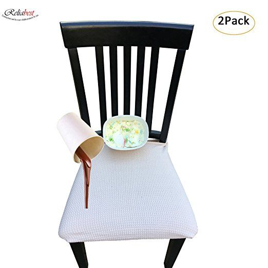 Waterproof Dining Chair Cover Protector, Dining Room Chairs For Elderly