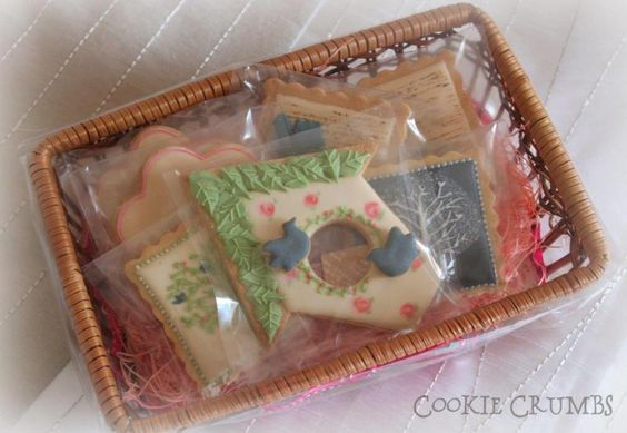 Icing cookies | ~ Cookie Crumbs ~ icing cookies -10 page of the cookie Kuramuzu