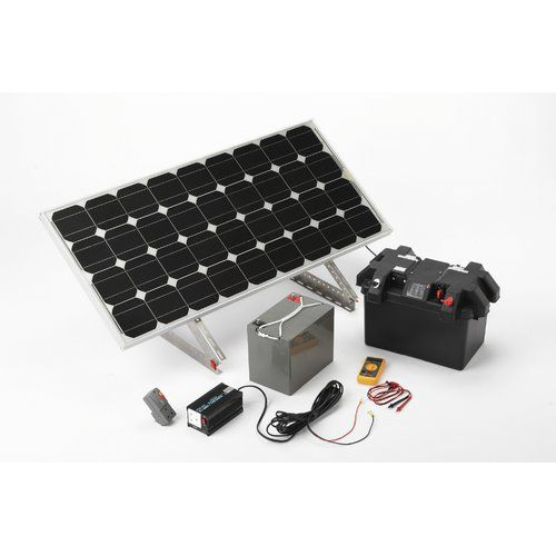 60w Power Station Solar Technology Sonnenkraft Heim