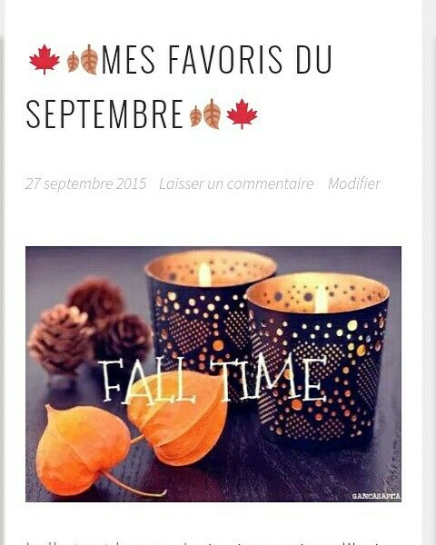 #fallfavourites Yasbeautyblog.wordpress.com