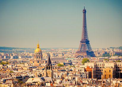 Francia... La ciudad del amor, me encantaria ir alli.