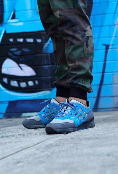 how do asics gel lyte 3 fitbit