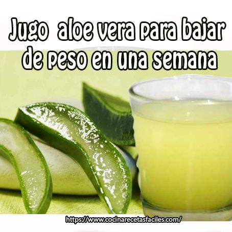 Agua con limon para bajar de peso yahoo