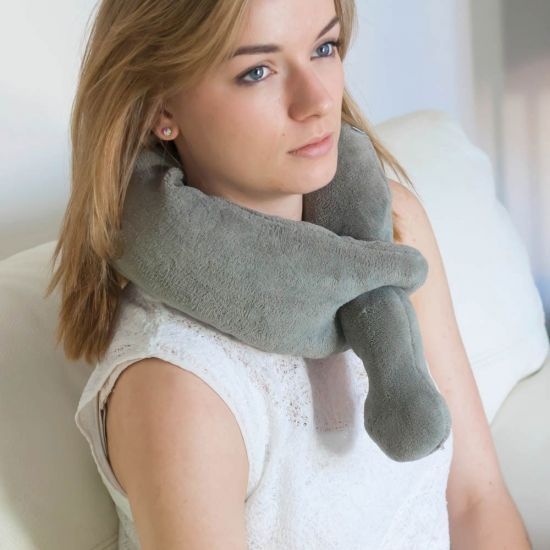 Vibrating Neck Massage Pillow