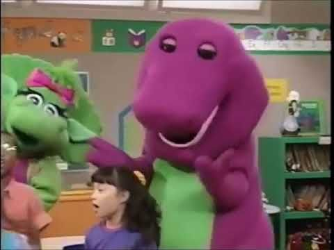 Barney Everyone Is Special Song 1992 Versions Mixed Youtube Kids Tv Shows Barney Songs