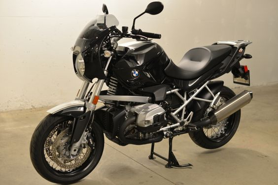 2011 bmw r1200r classic with wunderlich trophy fairing. Black Bedroom Furniture Sets. Home Design Ideas