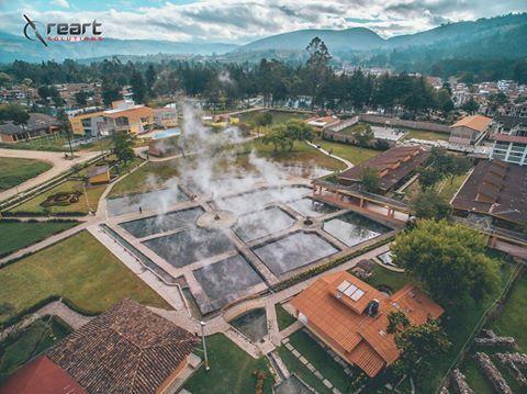 Resultado de imagen para baños del inca