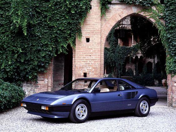 Ferrari Mondial 1980