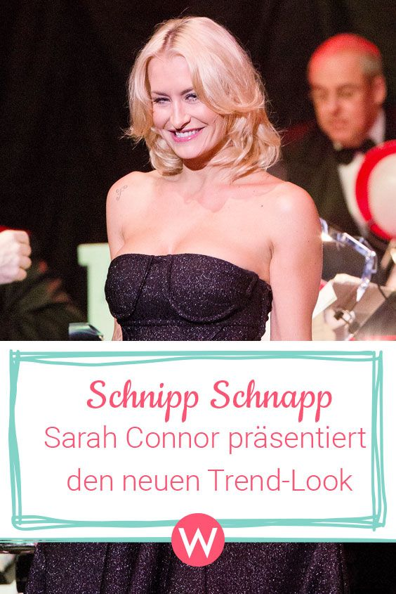 Sarah Connor Comeback Mit Neuer Frisur Stars Frisur Frisuren Haare Look Beauty Pony Blond Sarah Connor Neue Frisuren Connor