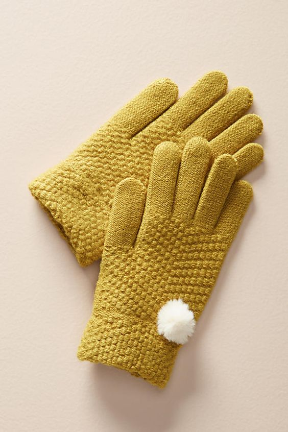 Slide View: 1: Pommed Berkshire Gloves