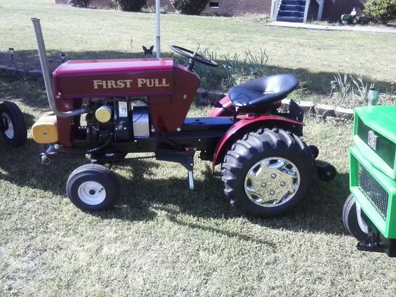 Gardens tractors and tractor pulling on pinterest Garden tractor pulling parts catalog