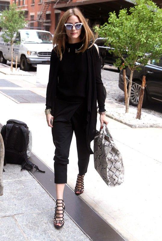 Olivia Palermo w Los Angeles, 03.06.2015, fot. East News