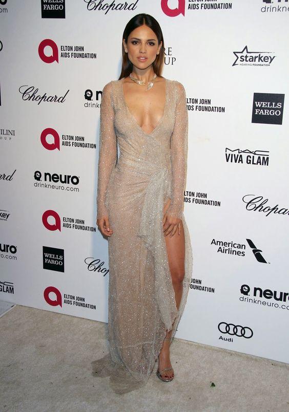 eiza gonzalez vestido vanity fair - Buscar con Google