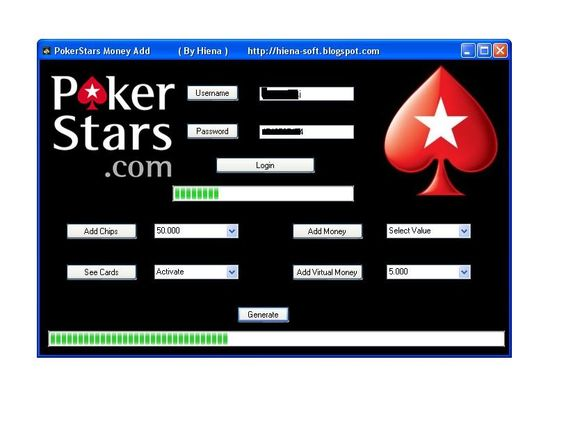 pokerstars cheat codes