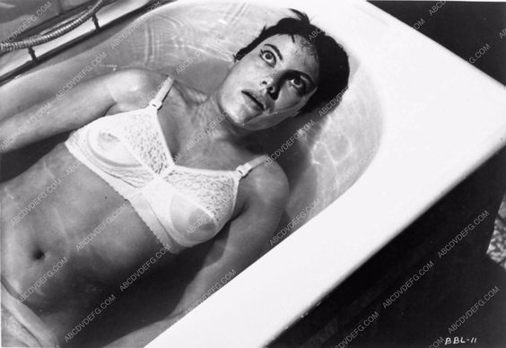 photo bathtub shock scene from Blood and Black Lace 1391-22