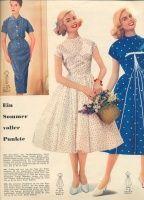 Журнал Burda Moden 1957 4