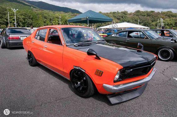 120Y Pimped | Datsun Sunny NZ | Pinterest | Nissan, Jdm ...