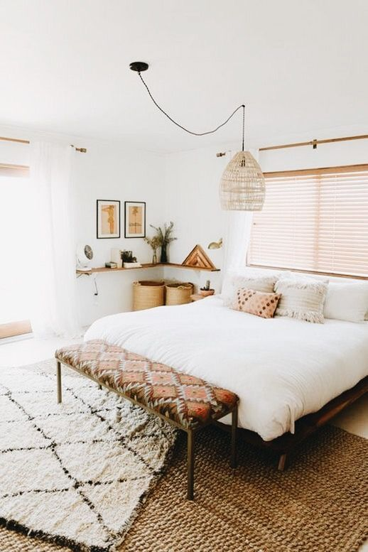 Boho Bedroom Ideas Pinterest