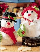 Christmas cookie jars