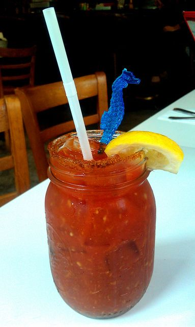 Bloody Bull @ Cowgirl Seahorse