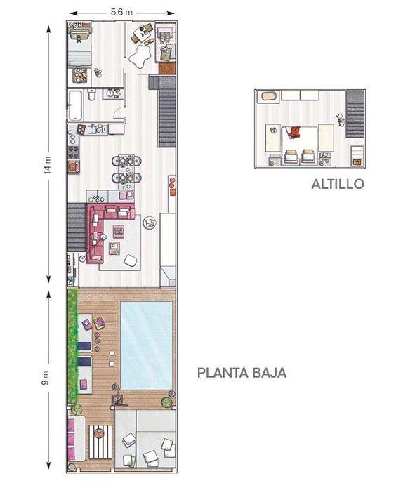 Plano G Unique Vintage Details In A Fascinating Apartment