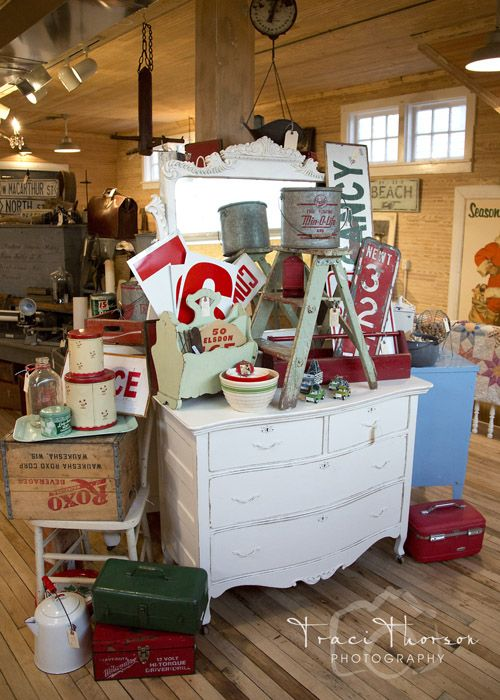 Rockford Il Urban Farmgirl Sells A Little Bit Of Everything Including Ironstone Old Silver