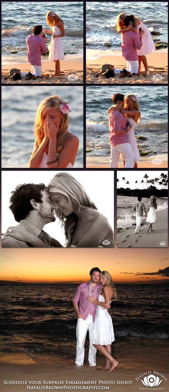 Dear future husband,   Please hire a photographer to secretly shoot our engagement <3  Sincerely, Me
