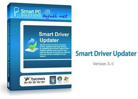 Smart Driver Updater 3.4 License Key plus Crack Download