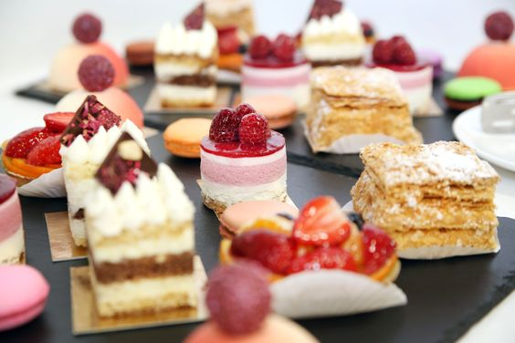 Perfect desserts for