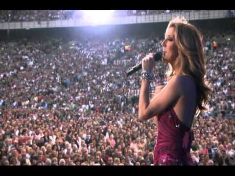 Celine Dion - Hits Medley (Live In Boston Taking Chances Tour 2008) 720p HDTV - YouTube