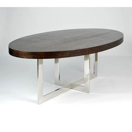 Oval dining tables dining tables and tables on pinterest