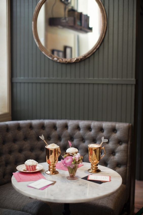 Fabulously social party for two!