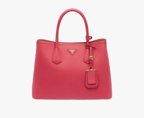 1BG775_2A4A_F0NR2_V_OOO tote - Handbags - Woman - eStore   Prada.com