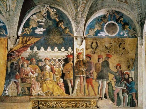 Brandenburg and children on pinterest for La corte dei gonzaga mantegna