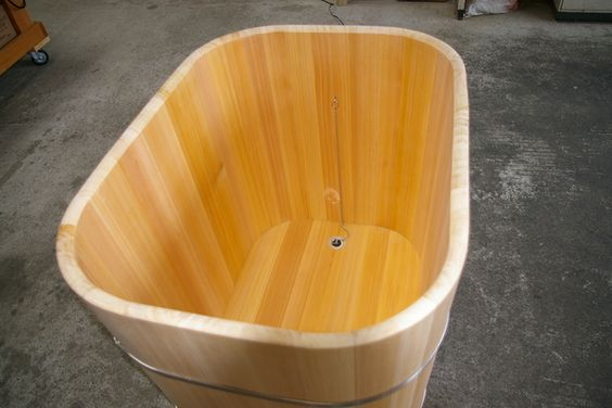 Soaking Tubs Tubs And Woods On Pinterest