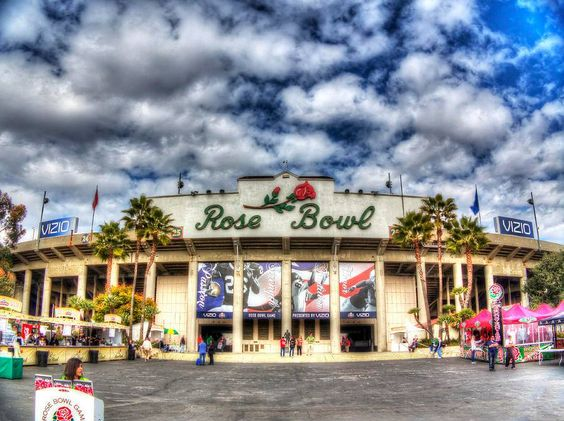 Rose Bowl, Pasadena, CA