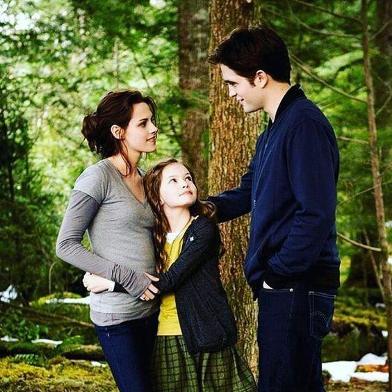 Pin von Tara w auf Bella und Edward und Renesmee und Jack