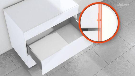 Cajón LEGRABOX pure assembly video #cocinas #muebles