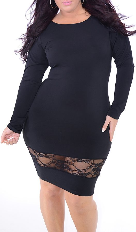 Just Might (Plus)-Great Glam is the web's best sexy plus size ...
