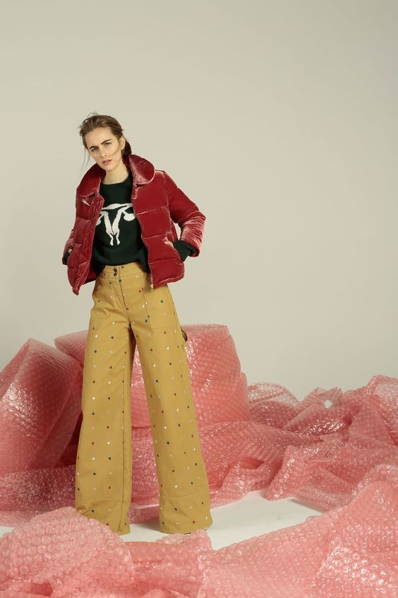 See the complete Rachel Antonoff Fall 2017 Ready-to-Wear collection.