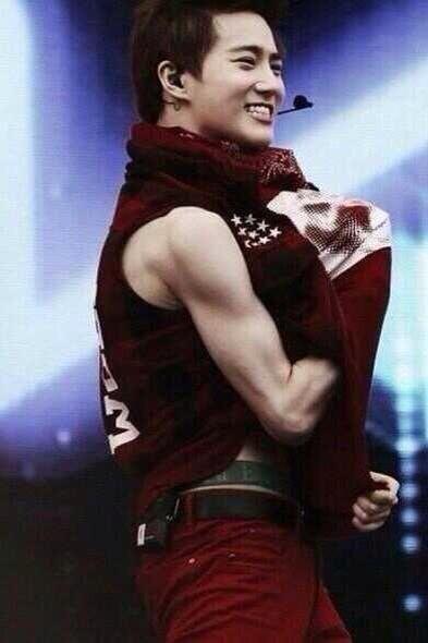 Exo Chen Muscles