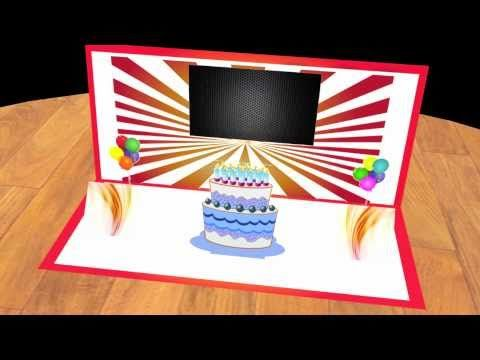 Un bonito y original vídeo en el que vemos como una de las conocidas tarjetas de felicitación aparece con una pantalla que no para de mandar mensajes. www.risadevideos.com