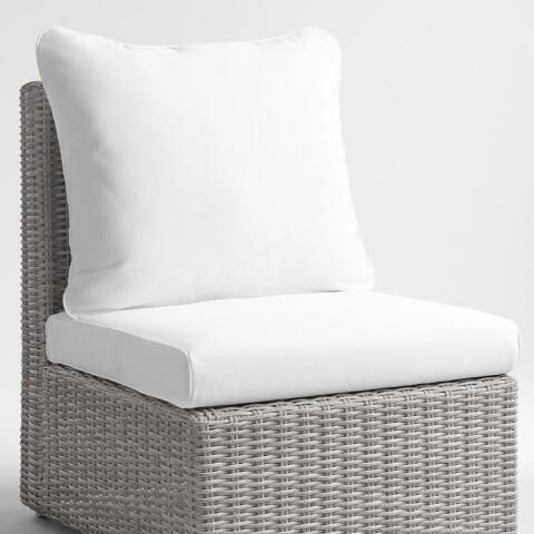Outdoor Chair Cushion Covers, Replacement Outdoor Furniture Cushions
