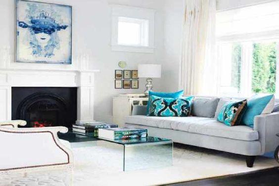 Living Room Design Ideas: 17 Modern Designs | Home with Design
