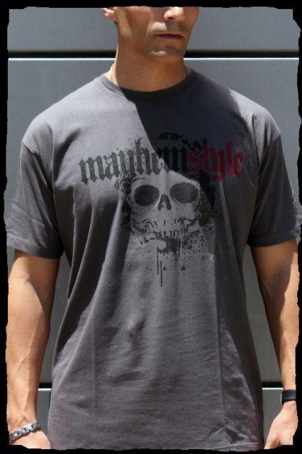 MayhemStyle Dripping Skull