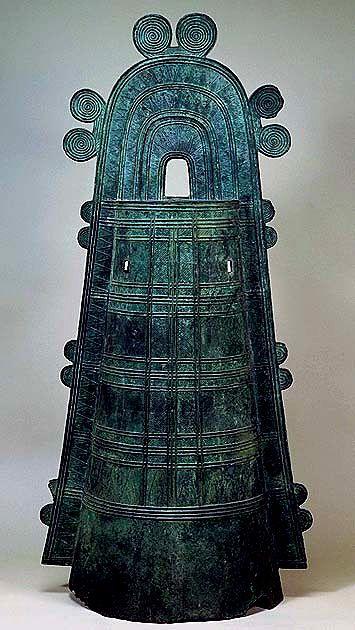 Dotaku(Bronze bell), late Yayoi period