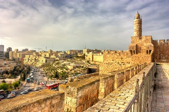 Tower of David, Jerusalem