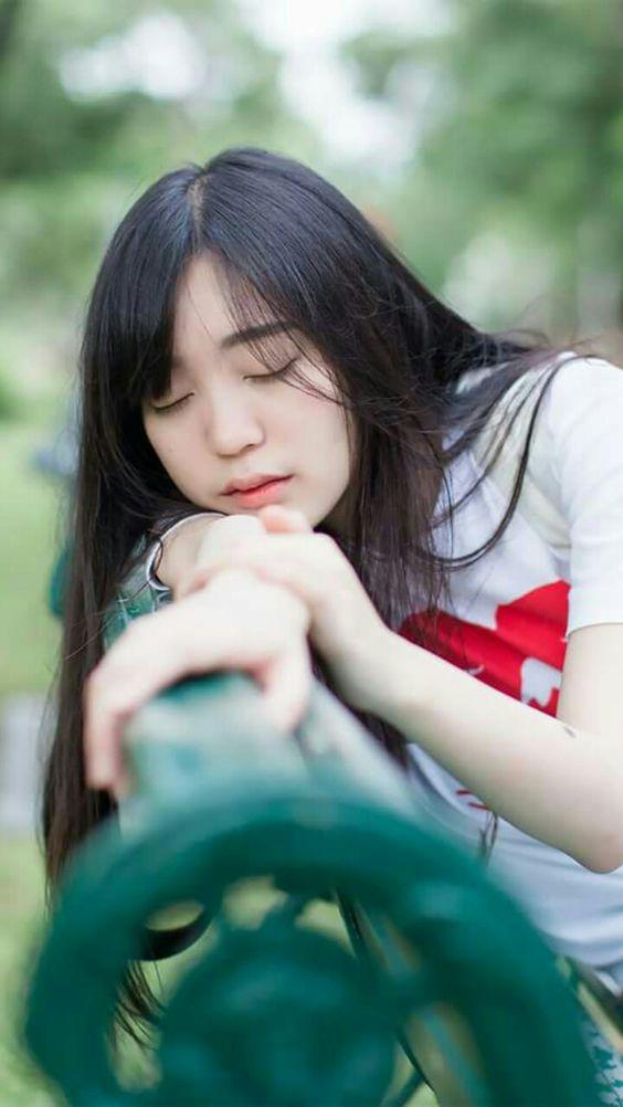 Sarunrat Baifern Ong  Thailand girl